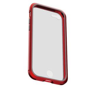 アルミバンパー 360STRONG レッド iPhone 8/7(7月7日入荷予定) appbankstore