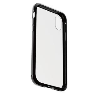 アルミバンパー 360STRONG ブラック iPhone XS/X(7月10日入荷予定) appbankstore