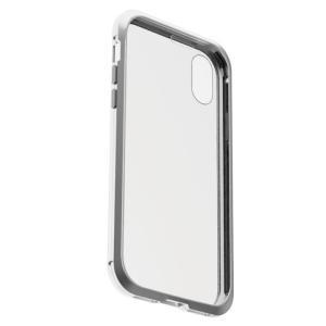 アルミバンパー 360STRONG シルバー iPhone XS/X(7月10日入荷予定) appbankstore