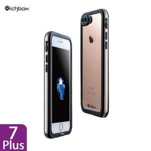 超薄型 軽量防水ケース IP68 ゴールド iPhone 7 Plus|appbankstore
