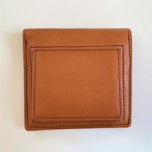 カードがたくさん入るのに薄い手の平財布(BOX小銭入れ付) BS03  キャメル|appbankstore