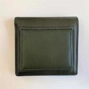 カードがたくさん入るのに薄い手の平財布(BOX小銭入れ付) BS03  グリーン|appbankstore