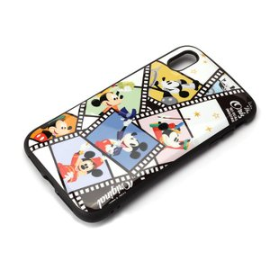 Premium Style ハイブリッドタフケース ミッキーマウス/フィルム iPhone XS Max|appbankstore