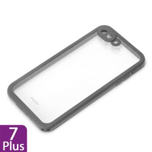 iJacket IP68防水 耐衝撃ケース ブラック iPhone 7 Plus|appbankstore