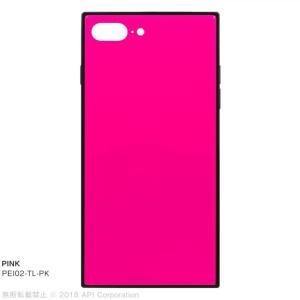 EYLE TILE iPhoneケース ピンク iPhone 8 Plus/7 Plus|appbankstore