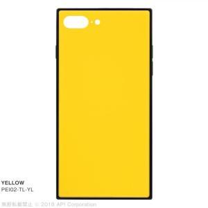 EYLE TILE iPhoneケース イエロー iPhone 8 Plus/7 Plus appbankstore