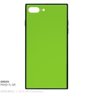 EYLE TILE iPhoneケース グリーン iPhone 8 Plus/7 Plus|appbankstore