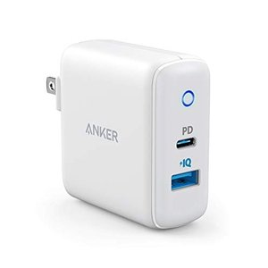 Anker PowerPort PD2 PD対応 30W 2ポート USB-A & USB-...