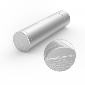[3350mAh]Anker PowerCore+ mini シルバー