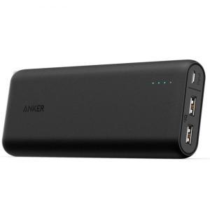 [20100mAh]Anker PowerCore 2ポート4.8A出力 モバイルバッテリー ブラッ...