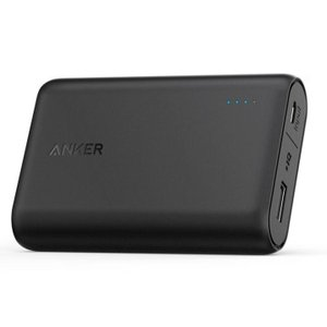 [10000mAh]Anker PowerCore 10000 コンパクトモバイルバッテリー ブラック(6月20日入荷予定)|appbankstore