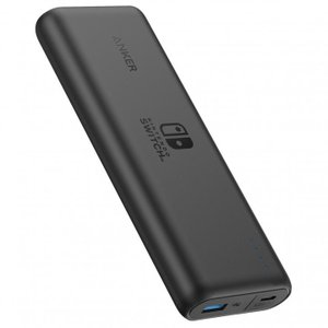 Anker PowerCore 20100 Nintendo Switch Edition A1275511 [20100mAh]ブラック|appbankstore