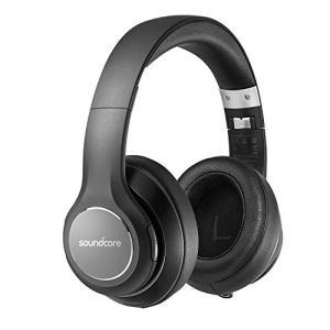 豊かなサウンドと快適さを兼ね備えたオーバーイヤー型ヘッドフォン 「Soundcore」は、Anker...