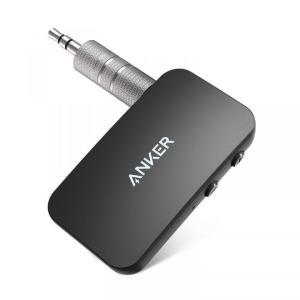 Anker Soundsync Bluetoothレシーバー ブラック(12月9日入荷予定)