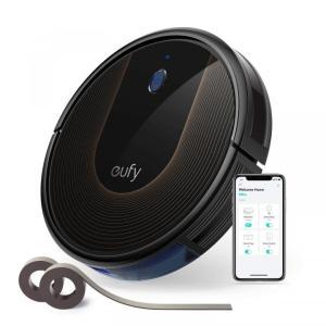超薄型でパワフルなロボット掃除機(Wi-Fi内蔵)