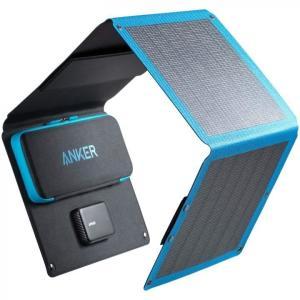 Anker PowerSolar Flex 3-Port 24W ブラック|AppBank Store