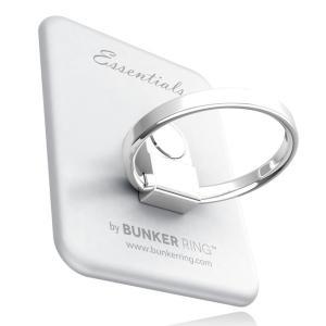 バンカーリング Essentials マルチホルダー付き マットシルバー|appbankstore