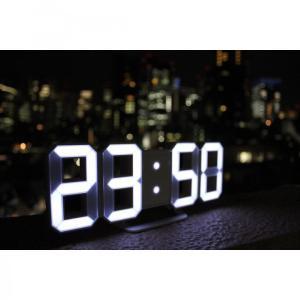 3DデザインのLEDデジタル時計 Tri Clock(10月28日入荷予定)|appbankstore