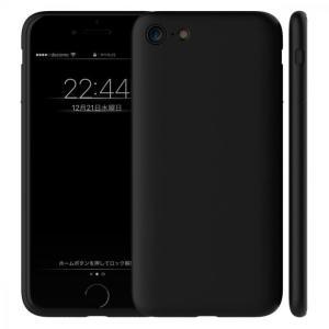 iPhone8 iPhone7 ケース カバー  アイフォン8 MYNUS ケース マッ トブラック(6月上旬)|appbankstore