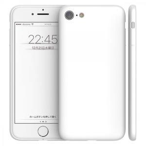 iPhone8 iPhone7 ケース カバー アイフォン8 MYNUS ケース マットホワイト|appbankstore