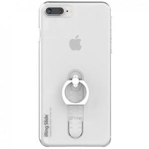 AAUXX iRing 落下防止リング付きケース Slide クリア iPhone 8 Plus/7 Plus|appbankstore