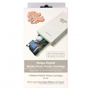 Holga Digital モバイルフォトプリンター カートリッジ appbankstore