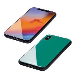 Deff Hybrid Case Etanze エメラルドグリーン iPhone XS/X(6月23日入荷予定) appbankstore