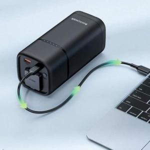 RAVPower RP-PB054pro モバイルバッテリー 20000mAh 80W AC出力 PD 30W AppBank Store
