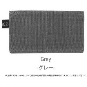 減らす財布 ラシカル「ニルウォレット」グレー|appbankstore