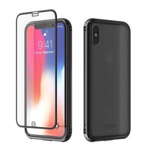iPhoneX ケース アイフォンX Monolith Crystal X ブラック(5月下旬)|appbankstore