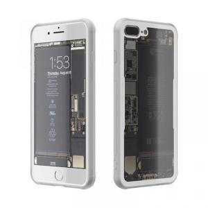 背面強化ガラスケース Eureka Translucent ホワイト iPhone 7 Plus|appbankstore