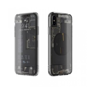 EUREKA Translucent 5.8 背面強化ガラスケース クリア for iPhone XS/X|appbankstore