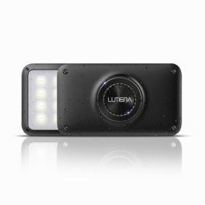LUMENA2 ルーメナー2 LEDランタン 防塵・防水 IP67 メタルブラック