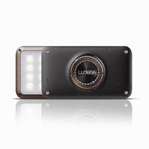 LUMENA2 ルーメナー2 LEDランタン 防塵・防水 IP67 メタルブラウン