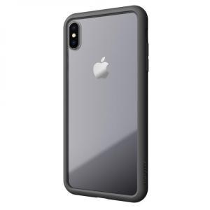 LINKASE AIR with Gorilla Glass 側面TPU ブラック iPhone XS(10月24日入荷予定)|appbankstore