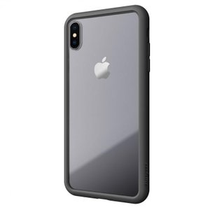 LINKASE AIR with Gorilla Glass 側面TPU ブラック iPhone XS Max|appbankstore