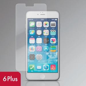 ★アウトレット★ iPhone6s Plus iPhone6 Plus 液晶保護フィルム 衝撃吸収 反射防止|appbankstore