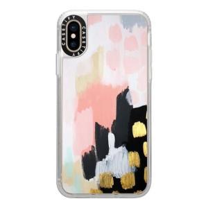 Casetify Footprints Grip Case iPhone XS(6月25日入荷予定) appbankstore