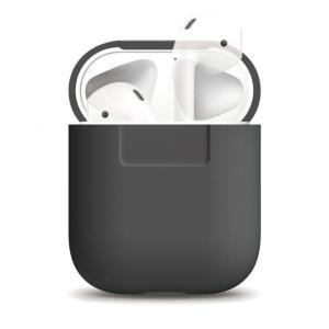 elago AirPodsケース ダークグレイ|appbankstore