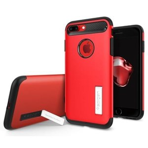 Spigen スリムアーマー レッド iPhone 8 Plus/7 Plus appbankstore