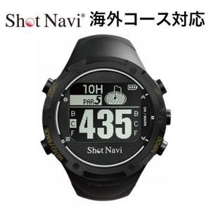 【送料無料】【あすつく】ショットナビ W1-GL[ウォッチ]/shot navi W1-GL[腕時計型](ゴルフナビ/GPSゴルフナビ/GPSナビ/yahoo)