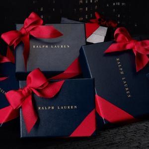 Ralph Lauren ラルフローレン 正規ギフトボックス 化粧箱 プレゼントボックス ラッピング...