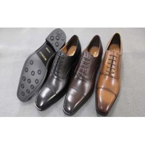 ■アッパー素材:牛キップ ■底素材:合成底  ■靴幅:3E ■原産国:カンボジア