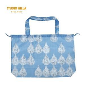 レインバッグカバー ピサラ エコバッグ STUDIO HILLA メール便可|applemint-zakka2