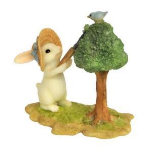 レジン製ウサギ ラビット お手入れ|applemint-zakka2