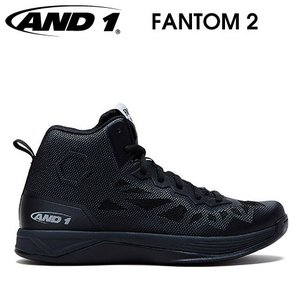 AND1/アンドワン メンズ バスケットボールシューズ FANTOM2 1084MVB(1084mvb)|applesp