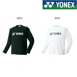 YONEX/ヨネックス ロングスリーブTシャツ ウェア 長袖シャツ ロンTユニセックス wyo(16158) applesp