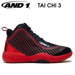 AND1/アンドワン メンズ バスケットボールシューズ TAI CHI 3 2005MRB(2005mrb)|applesp