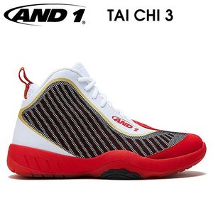 AND1/アンドワン メンズ バスケットボールシューズ TAI CHI 3 2005MWR(2005mwr)|applesp