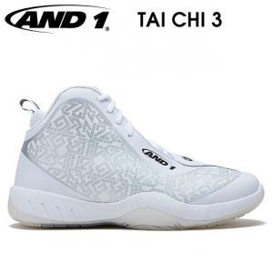 AND1/アンドワン メンズ バスケットボールシューズ TAI CHI 3 2005MWS(2005mws)|applesp
